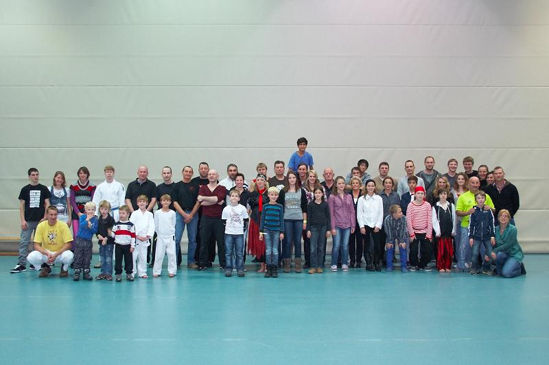 40. Jubilaeum 1. Budo Club Schwetzingen