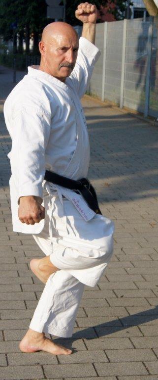 Rafael Carrera, 7. Dan Shotokan Karate